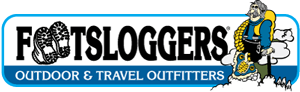 Footsloggers Outdoor and Travel Outfitters Since 1971